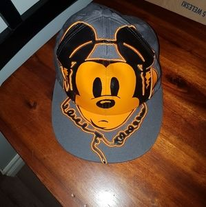 Disney parks Mickey Mouse hat